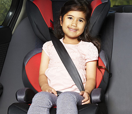 4 years approved forward facing child car seat