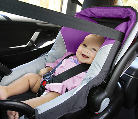 Legal requirets | Child Car Seats - Make the safest choice